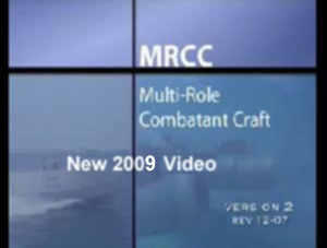 Multi-Role Combat Craft Video
